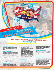 National Learn to Swim Day Event Guide