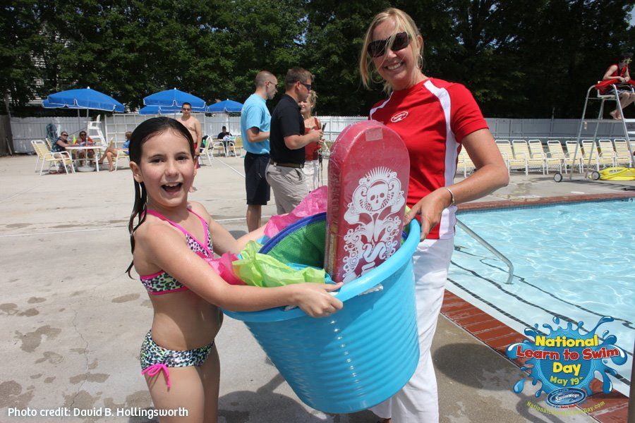 National Learn to Swim Day 2012