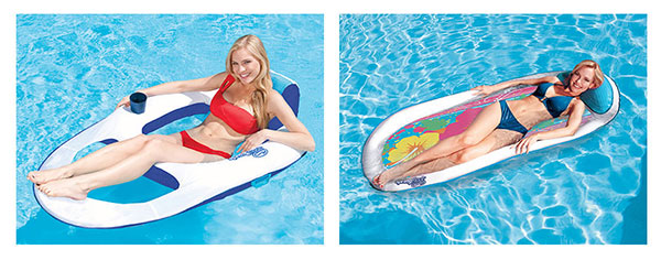 Spring Float Chillax Prize Pack