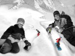 snowboarder action figures
