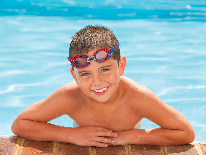 Spider-Man Swim Goggles