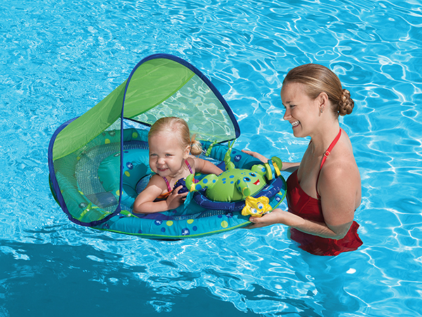 Baby Spring Float Activty Center