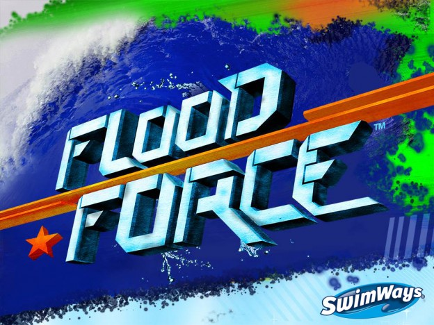 Flood Force Water Soaker Logo