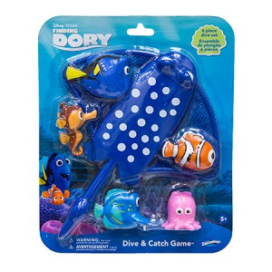 Finding Dory Mr. Ray's Dive and Catch Game