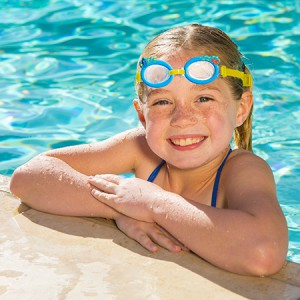 Swim Step 2- Finding Dory Swim Goggles