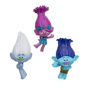 DreamWorks Trolls Dive Characters pool toy