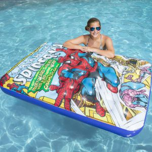 Marvel Comic Book Pool Float