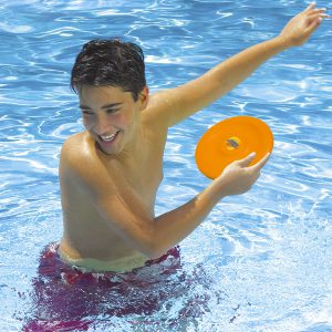 Coop Hydro Wake Breaker Disc pool toy