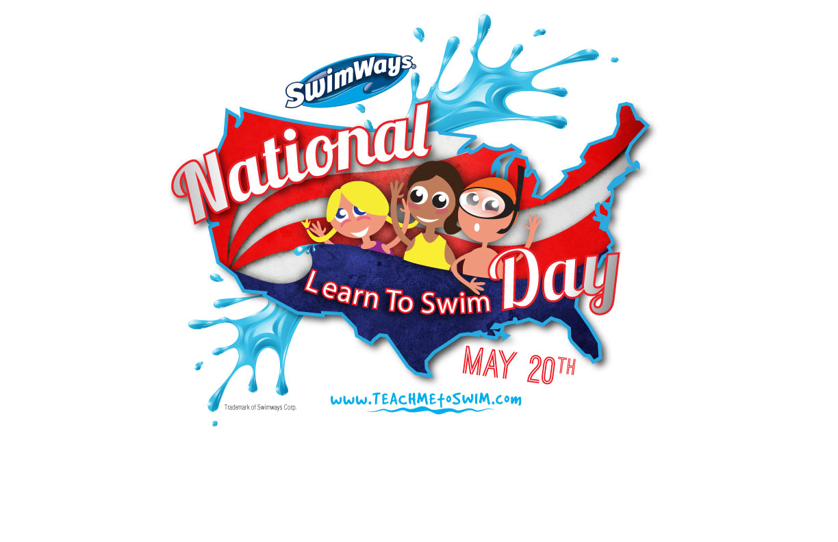 Join us for the 6th annual Swimways' National Learn to Swim Day!