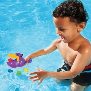 Swim Step 2- SwimWays Pick Me Up Pelican