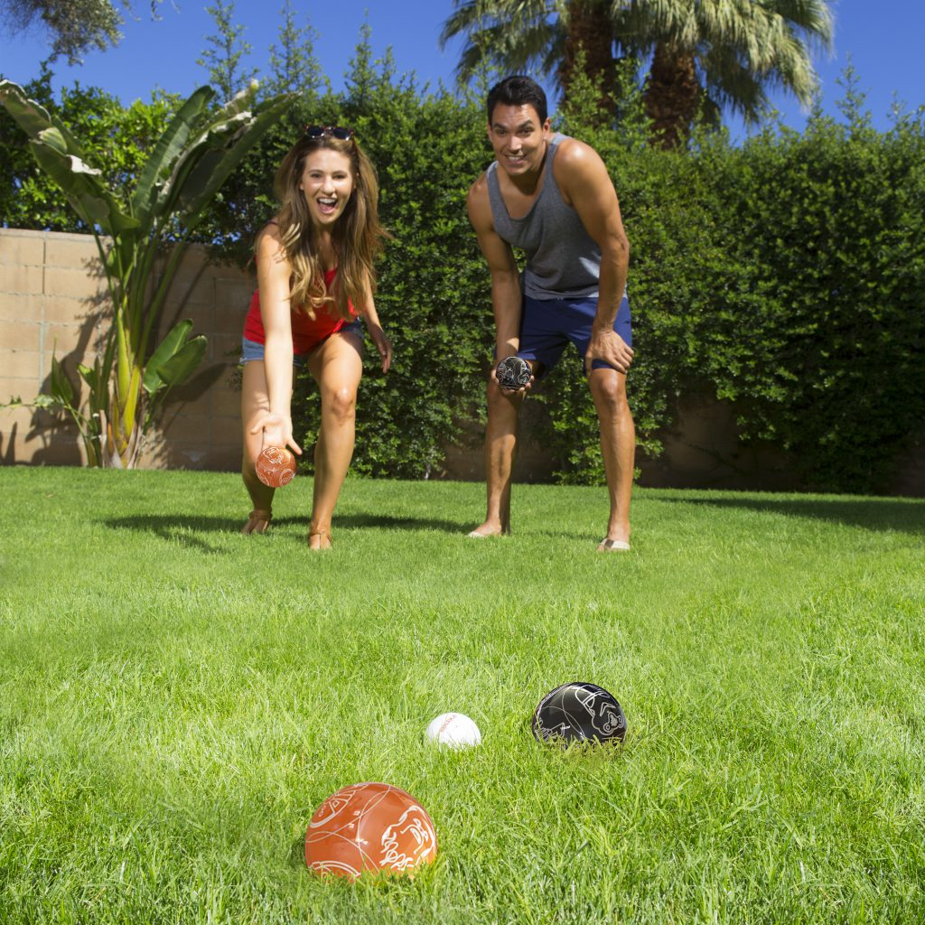 Kelsyus Star Wars Bocce Ball  Backyard Game