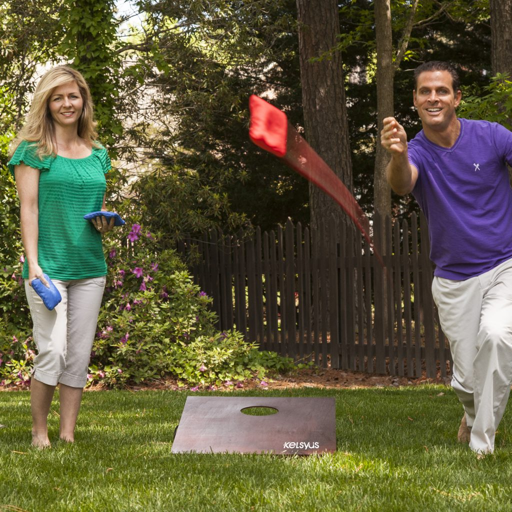 2019 Father's Day Gift Guide- Kelsyus Premium Bean Bag Toss