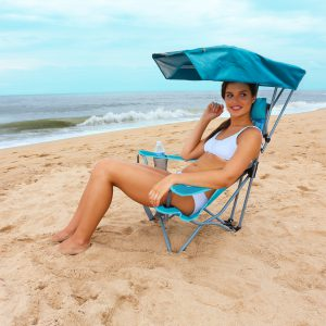 Kelsyus Backpack Beach Canopy Chair