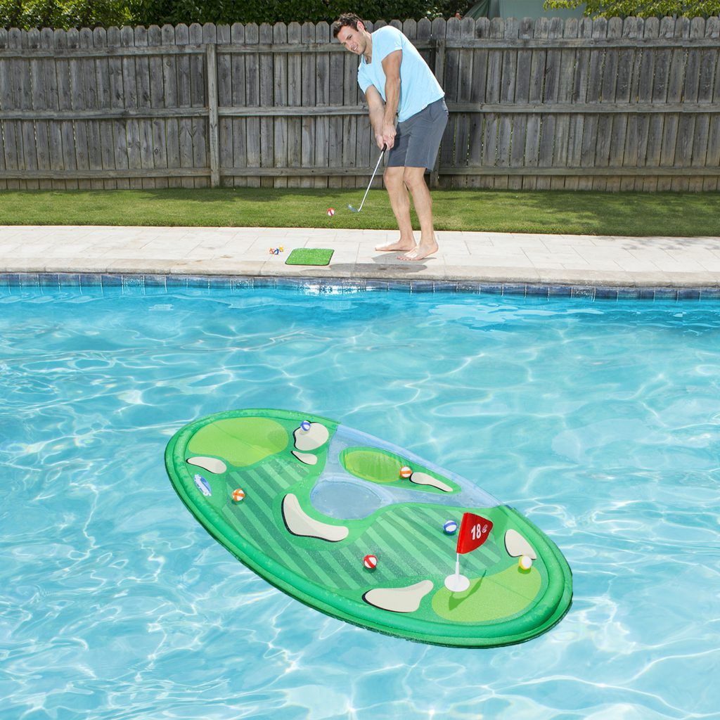 Spring Float Pro-Chip Spring Golf