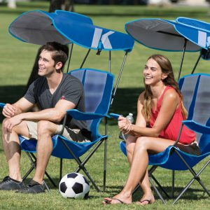 Kelsyus Original Canopy Chair- Royal Blue