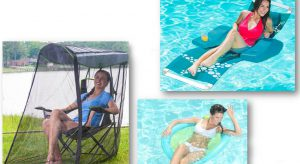 Holiday Gift Guide- Swimways gift ideas for mom