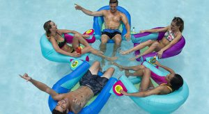 Swimways AquaLinx Connecting Pool Floats