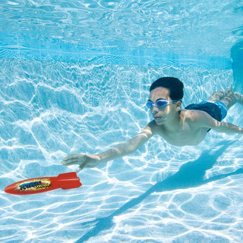 Swimways Toypedo Hydro Pool Toy