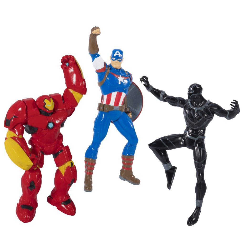 Swimways Avengers Dive Characters- Black Panther