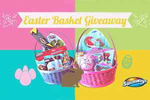 Swimways Easter Basket Giveaway Contest